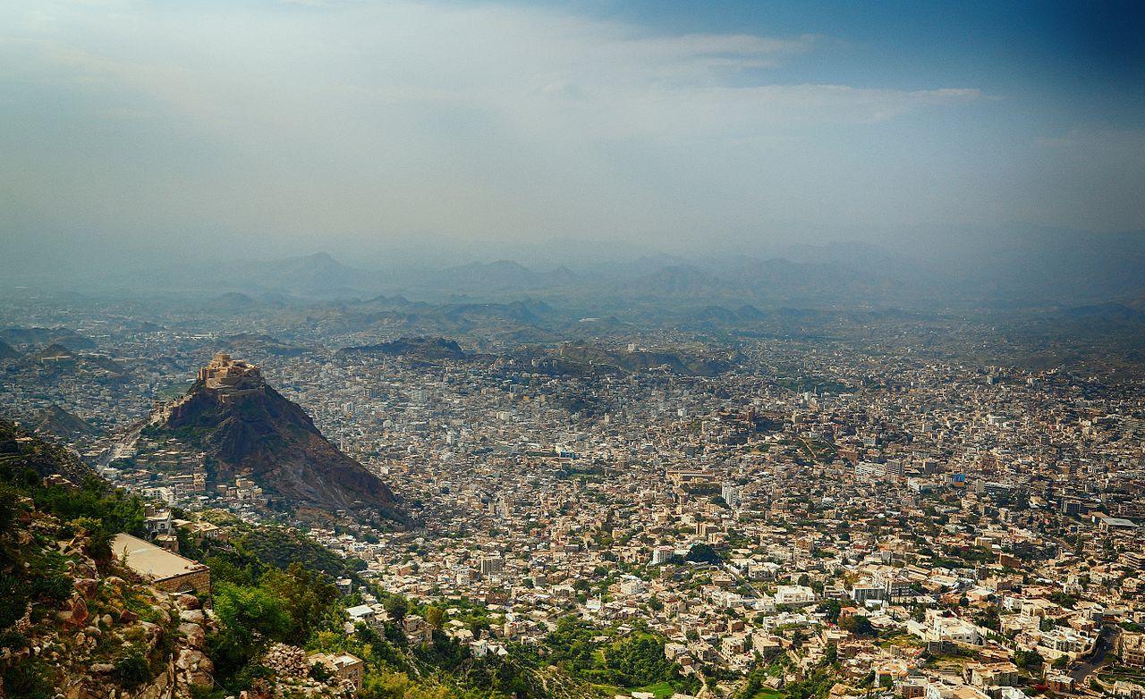 Ta'izz, Yémen