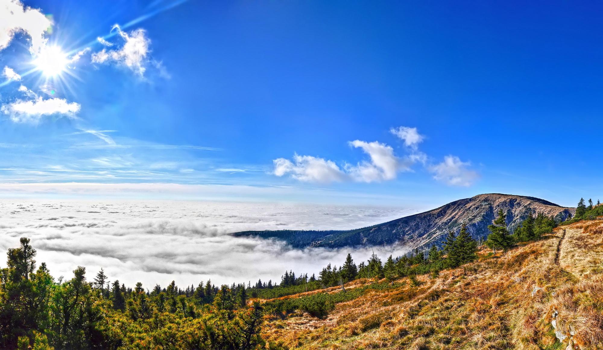 Tchéquie - montagnes