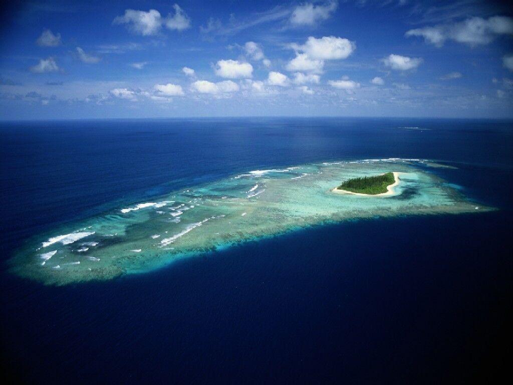 Atoll aux Tokelau
