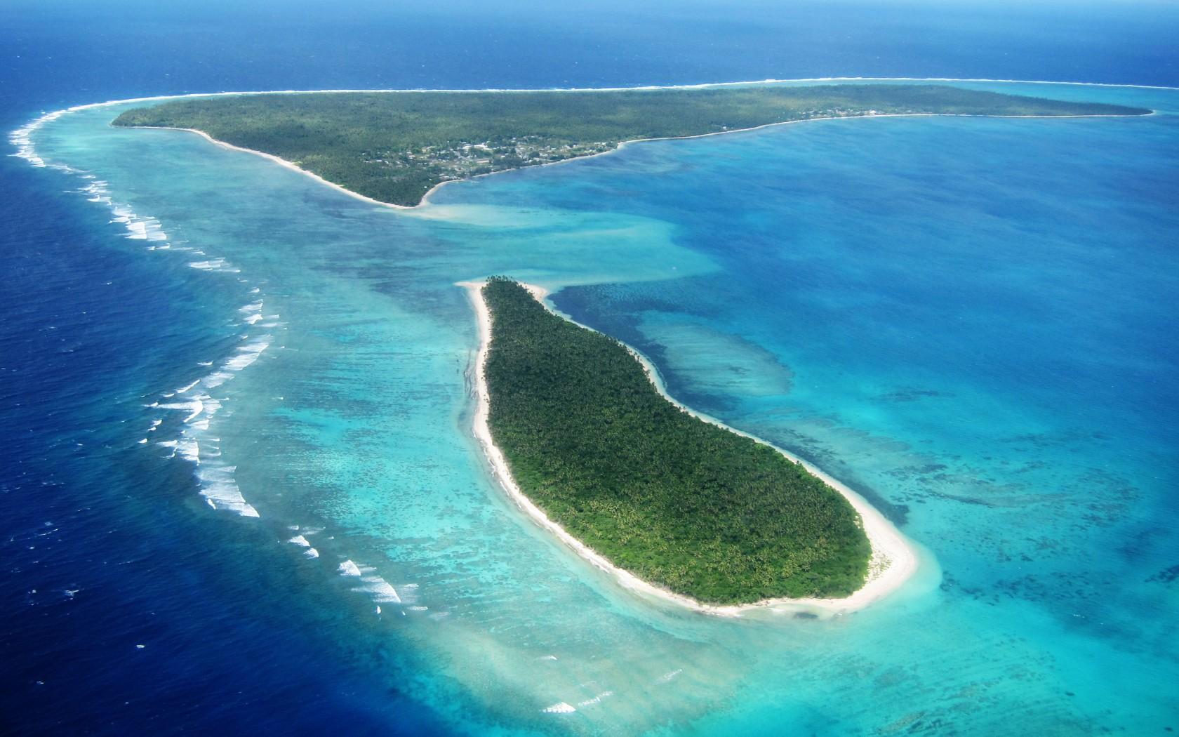 Haʻapai, île des Tonga