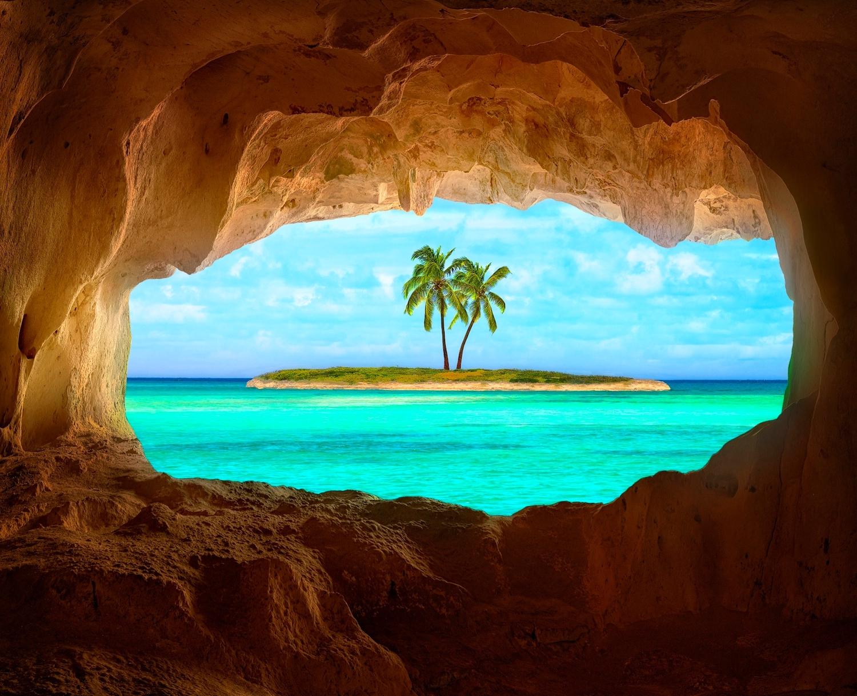 Turques-et-Caïques - île