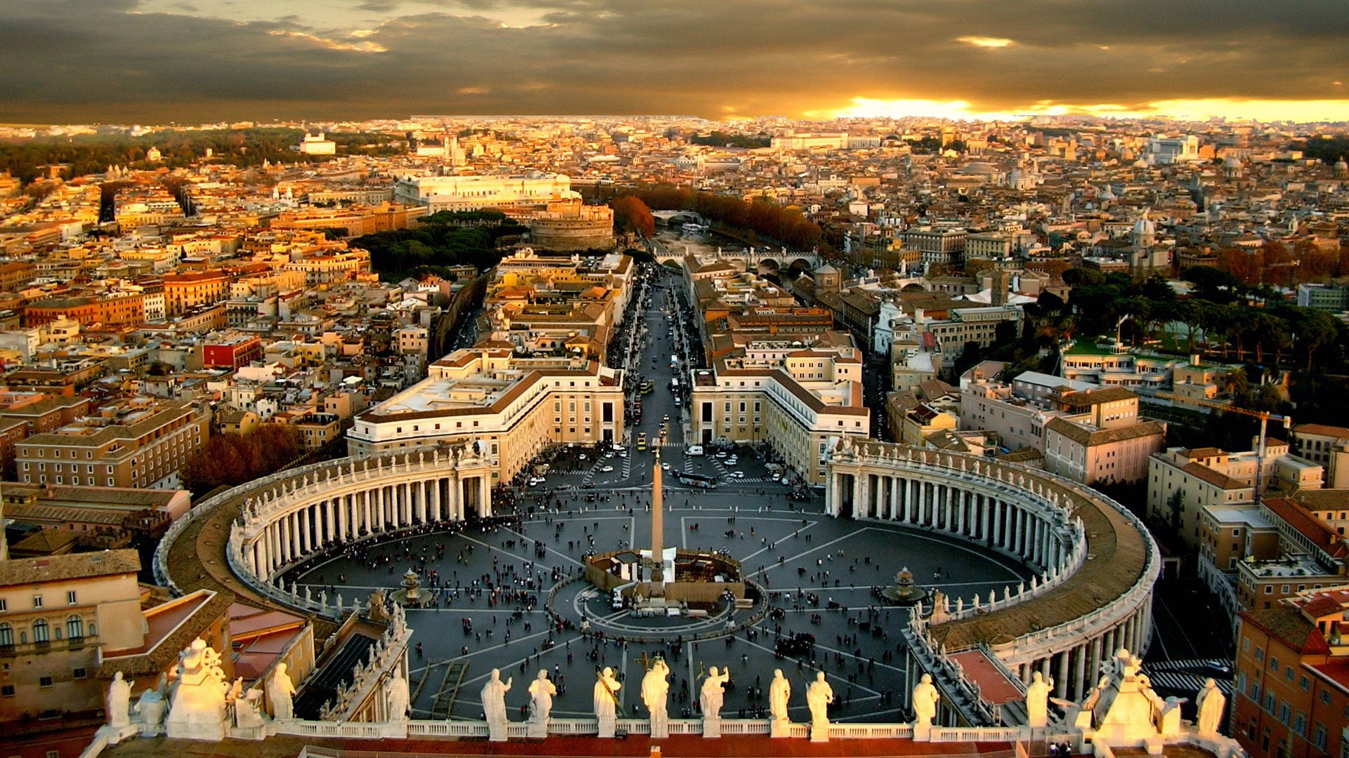 Place Saint-Pierre, Vatican