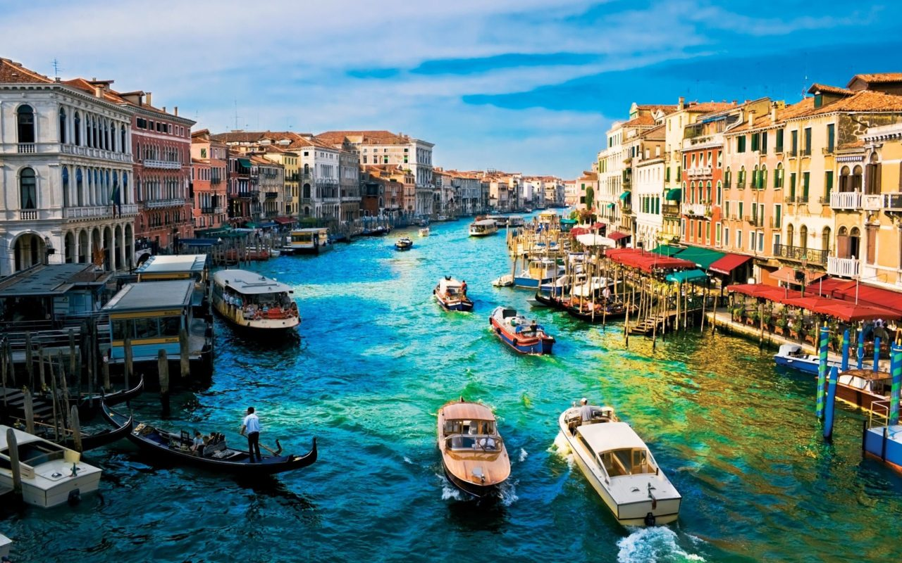 Grand Canal, Venise, Italie