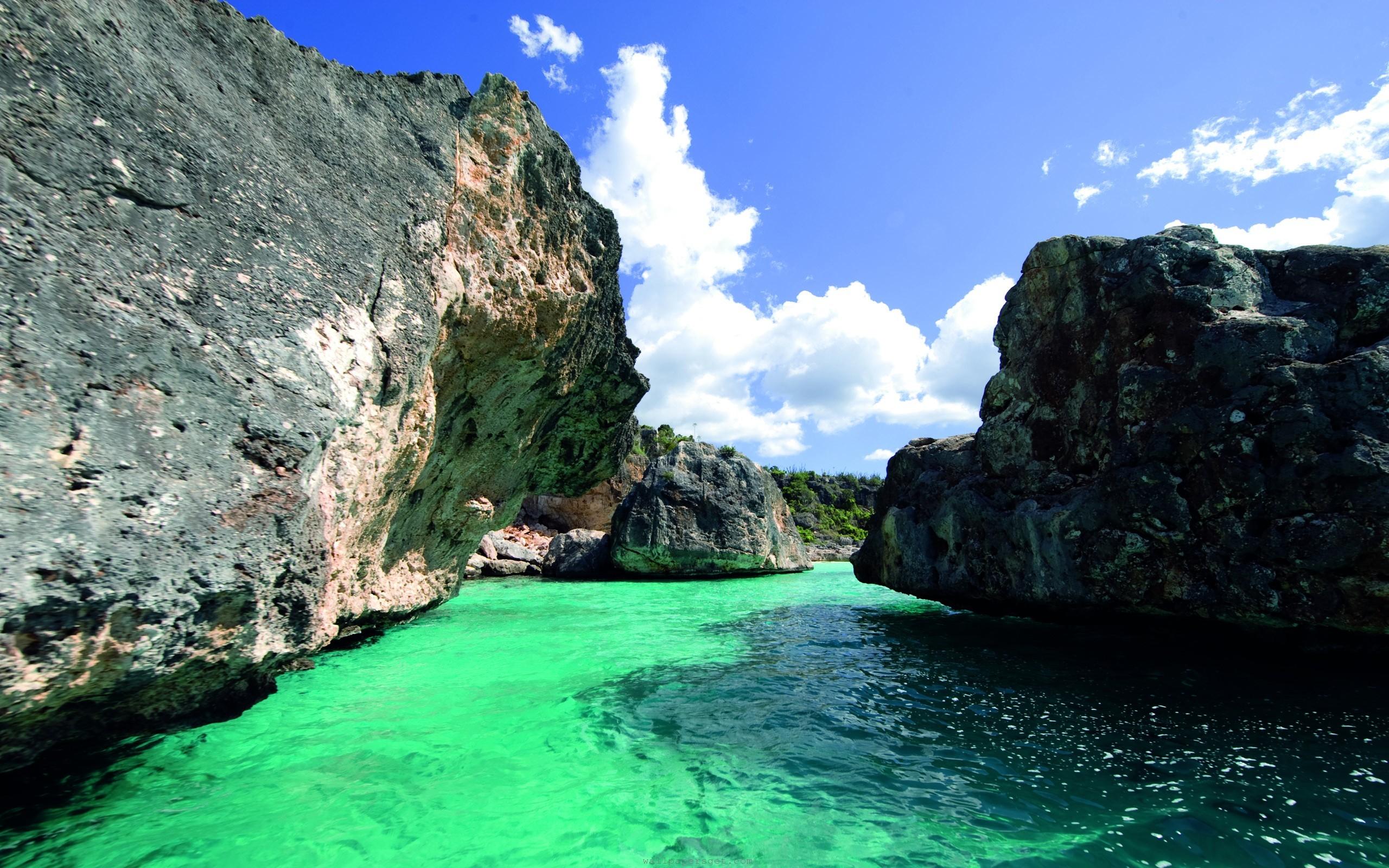 Bord de mer en République dominicaine
