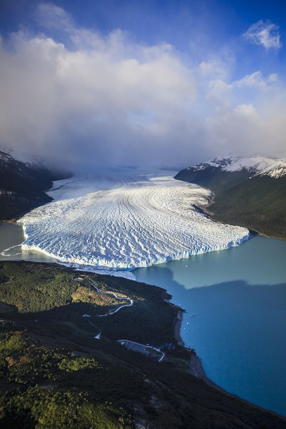 El Calafate, Parc national Los Glaciares, Patagonie, Argentine