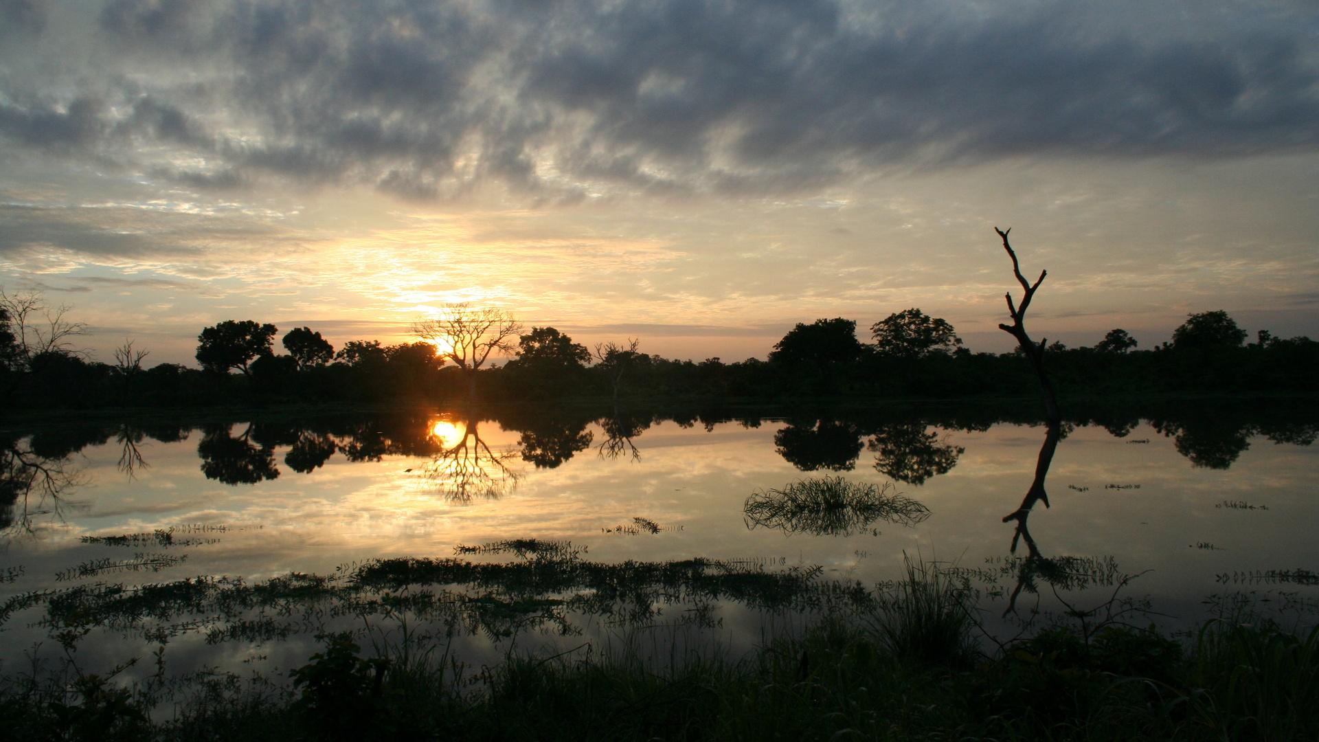 Lac au Ghana