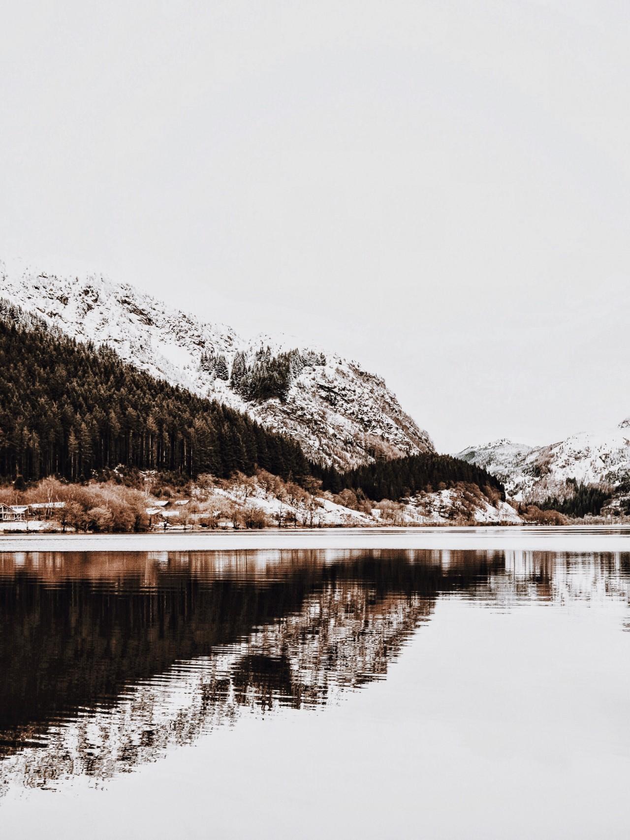 Loch Lubnaig, Callander, Écosse, Royaume-Uni
