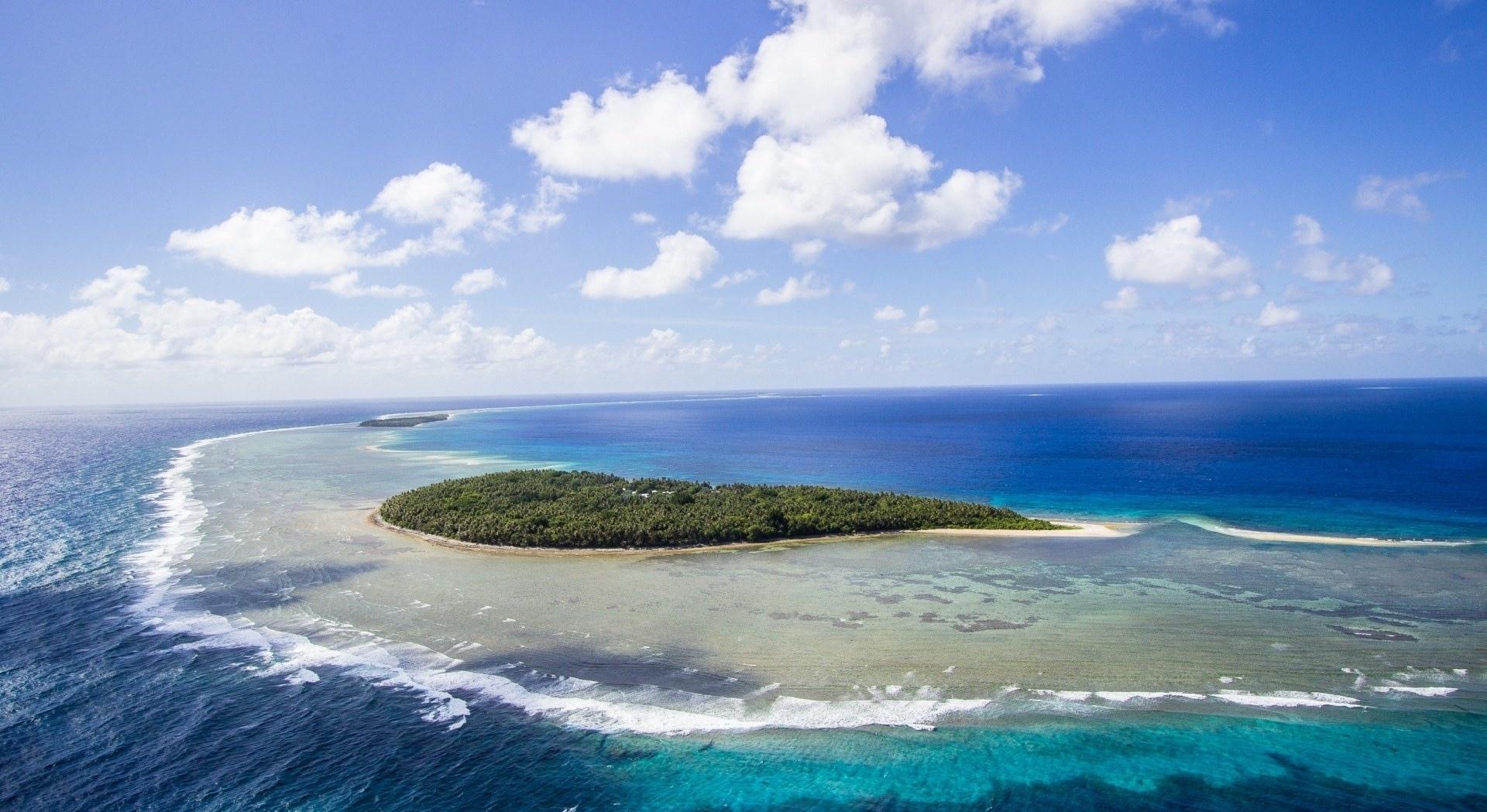 Micronésie - atoll