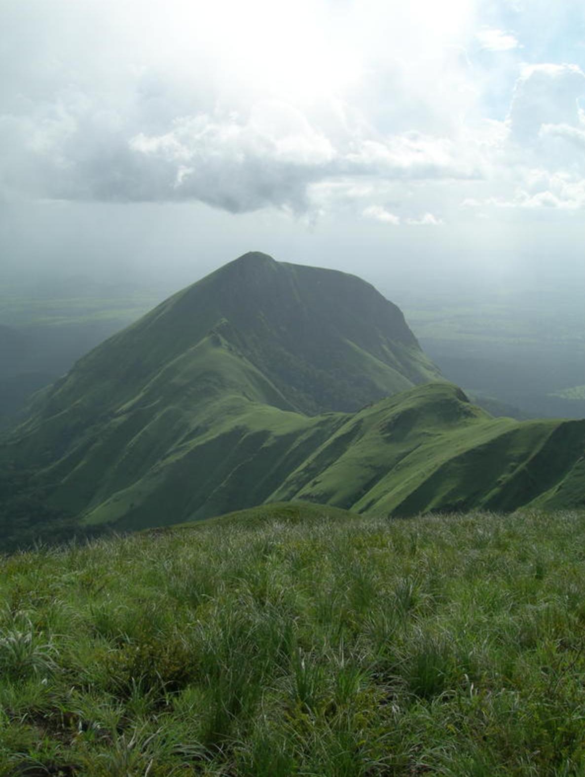 Mont Limba, Guinée