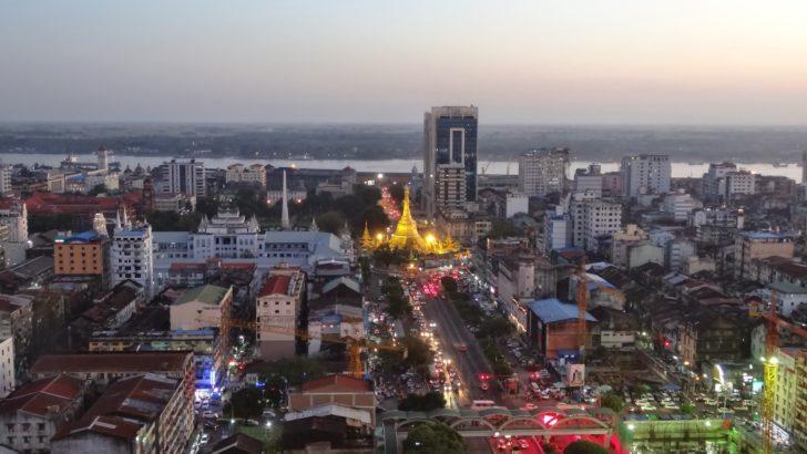 Coup d'État militaire en Birmanie