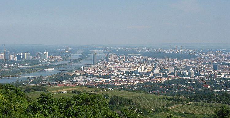 Vienne, capitale de l'Autriche