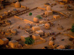Village près de Tahoua, Niger