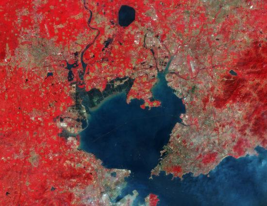 Qingdao, Chine