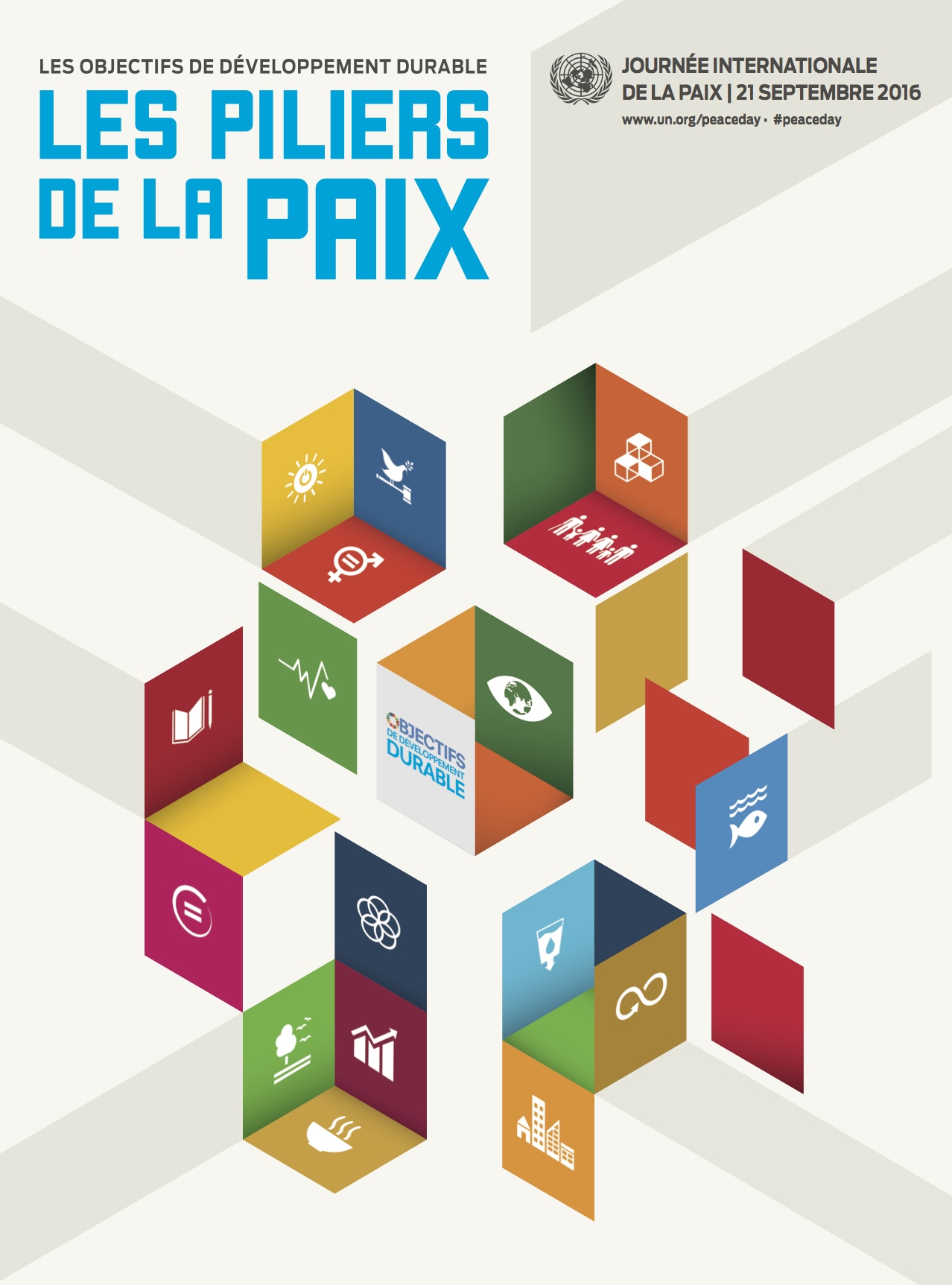 Journée internationale de la paix 2016