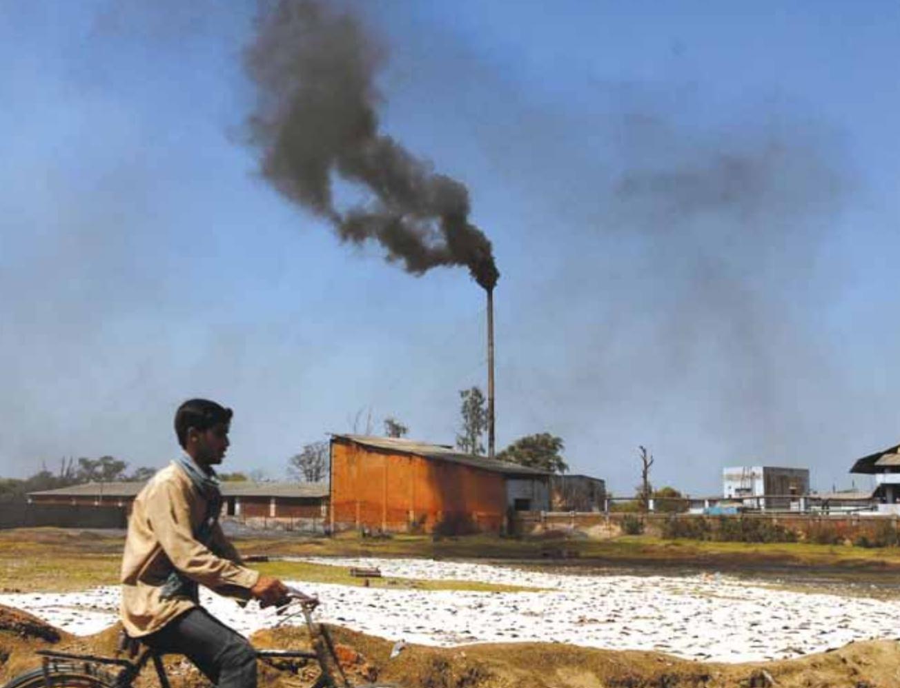 Pollution atmosphérique