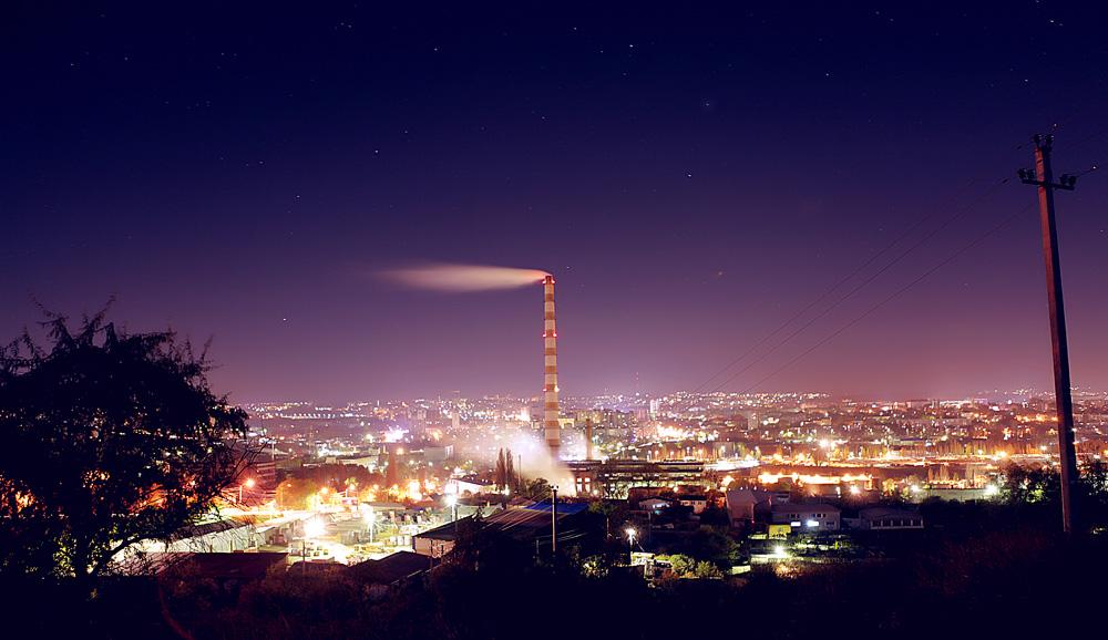 Chisinau, capitale de la Moldavie