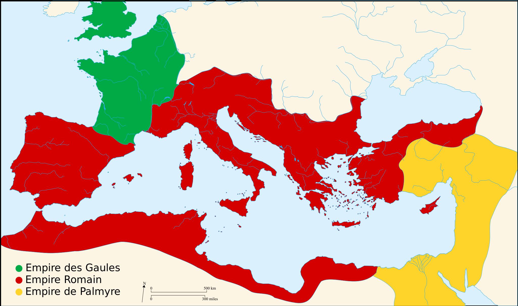 carte europe 2050