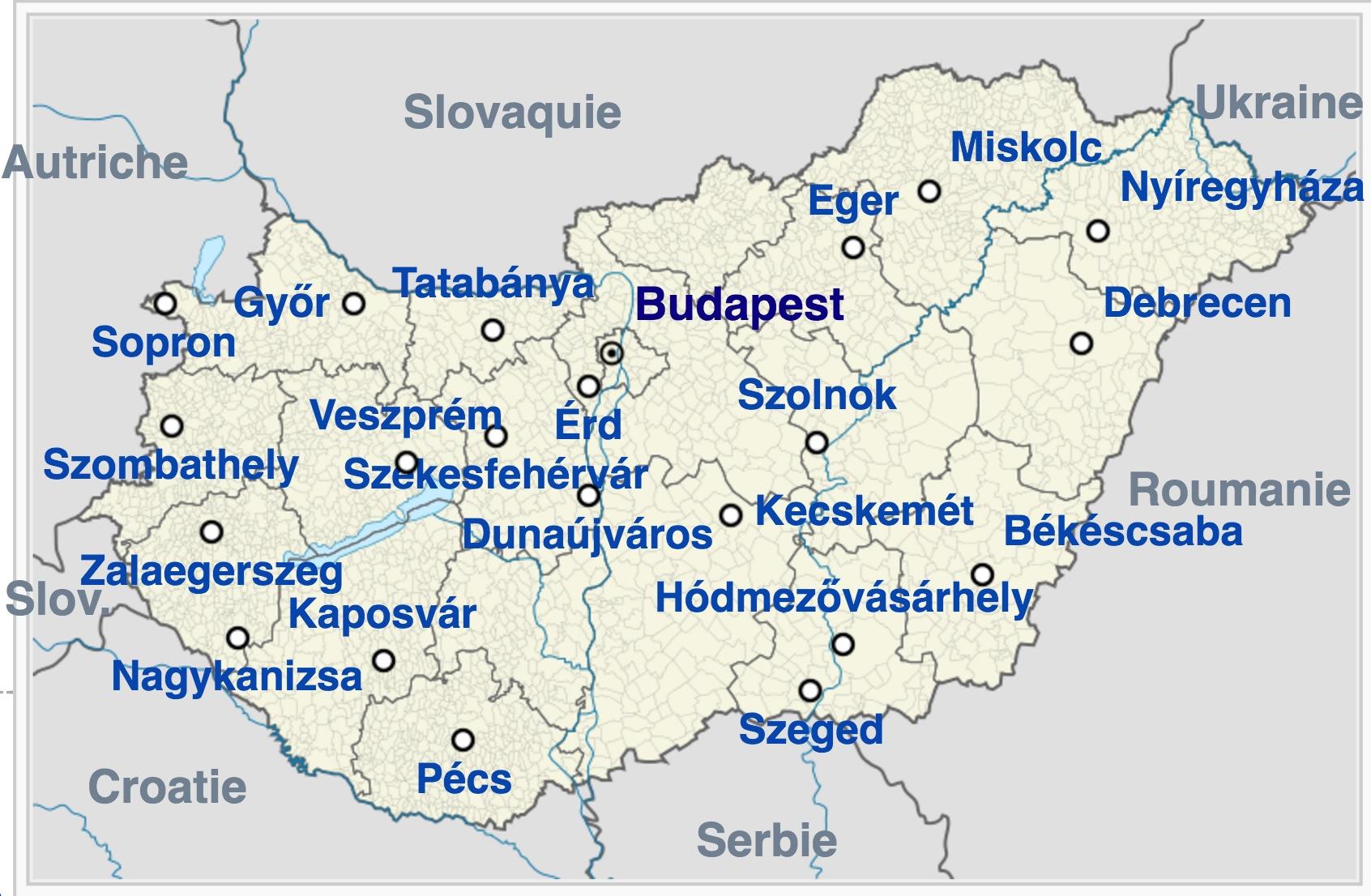 Grandes Villes Pays Basques