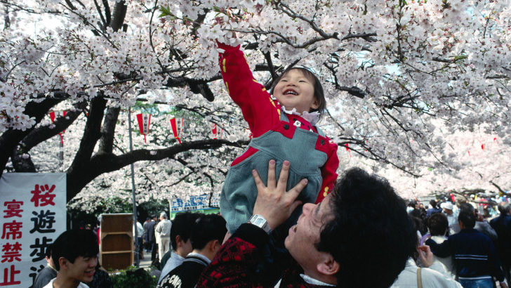 Le Japon perd toujours des habitants