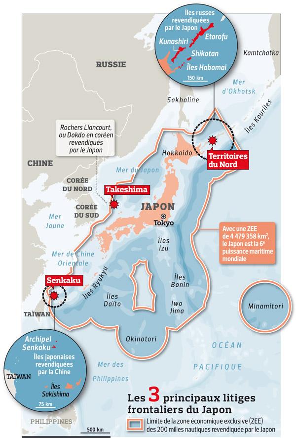 Villes Au Japon Quion Ete Explose A La