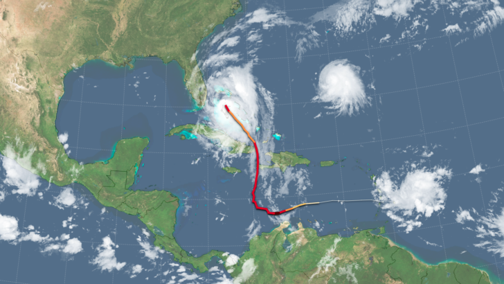 Haïti est la première victime du climat
