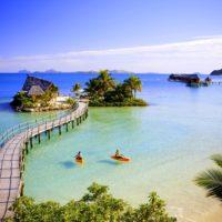 Un paradis touristique, mais pas pour tous