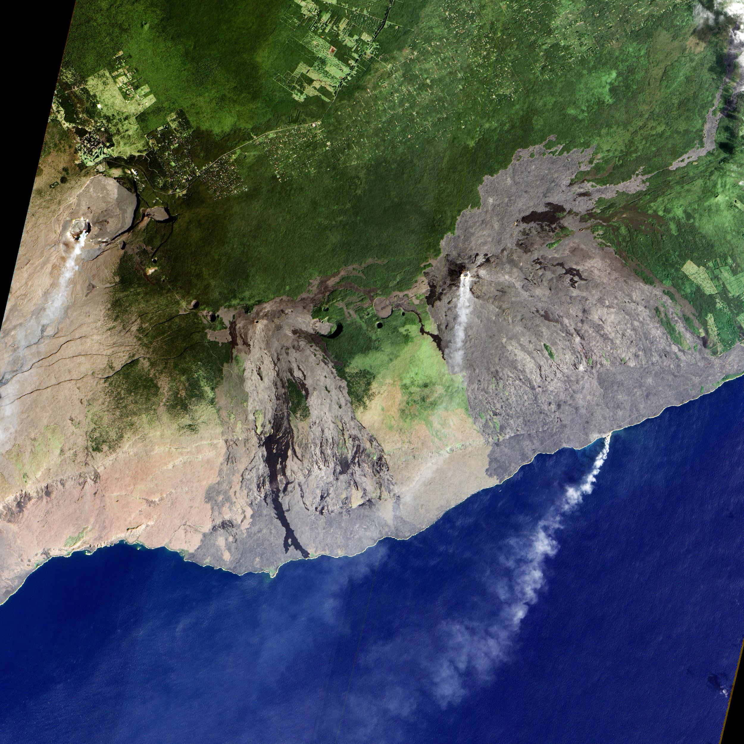 Volcan Kilauea, Hawaii, États-Unis