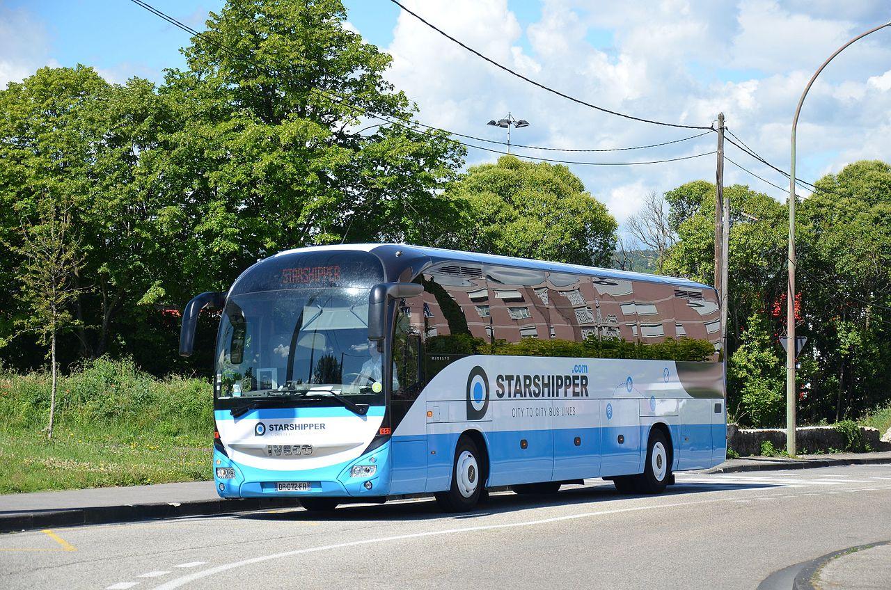Autocar Magelys, d'Iveco