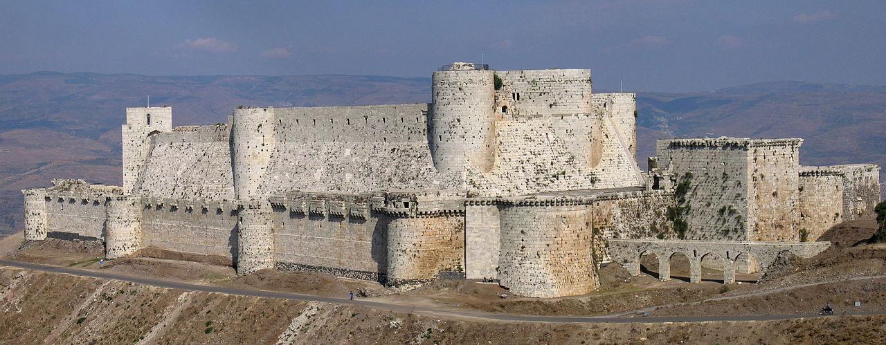 Krak des Chevaliers, Syrie