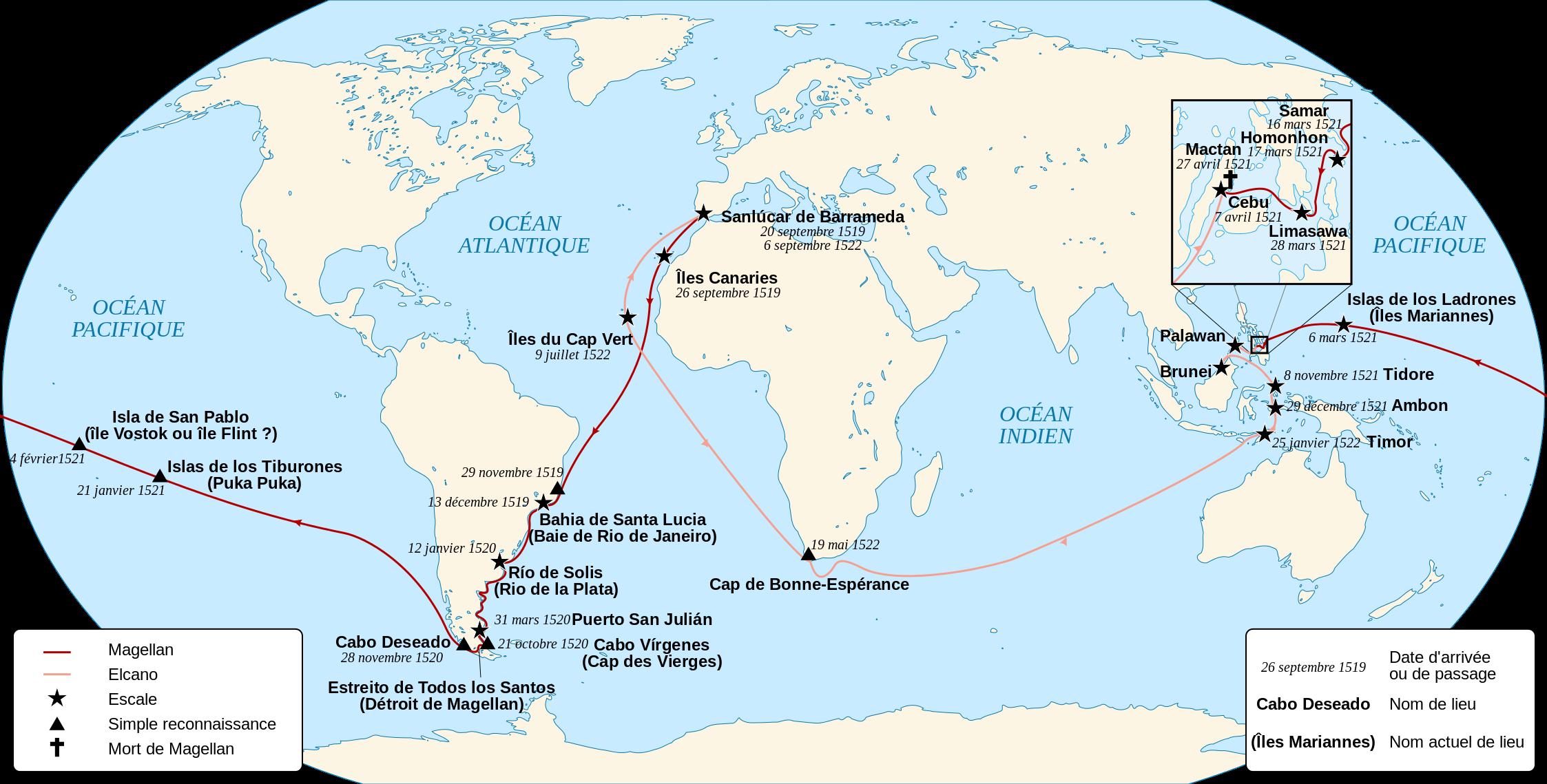 Tour Du Monde En  Jours Villes