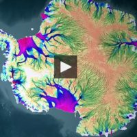 L'Antarctique bouge !