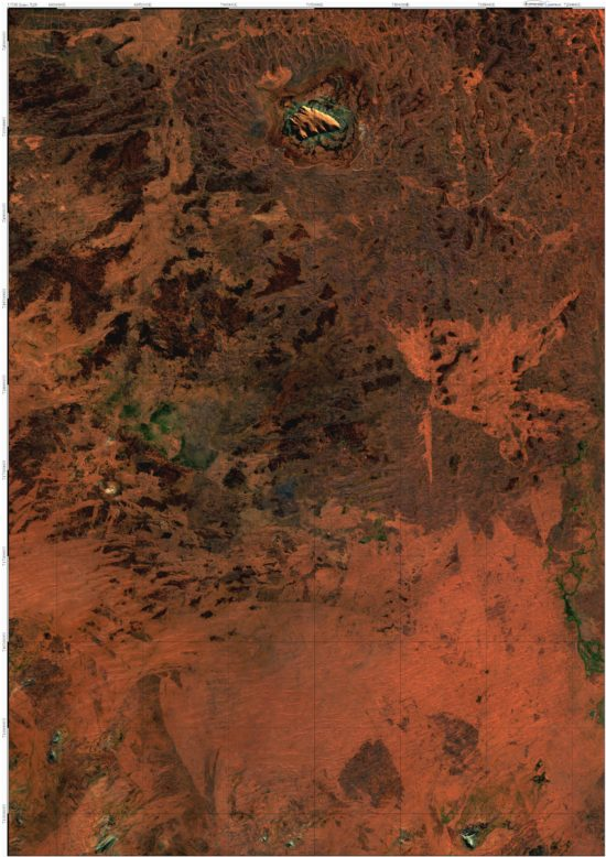 Australie - Ayers Rock / Uluru