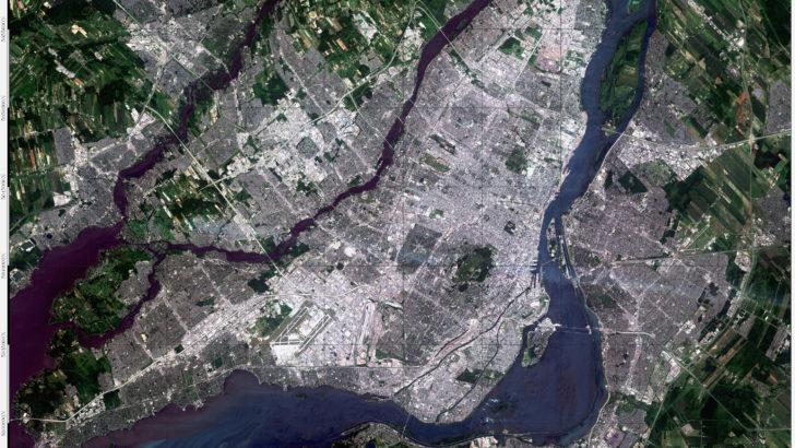 Canada : résultats du recensement 2016