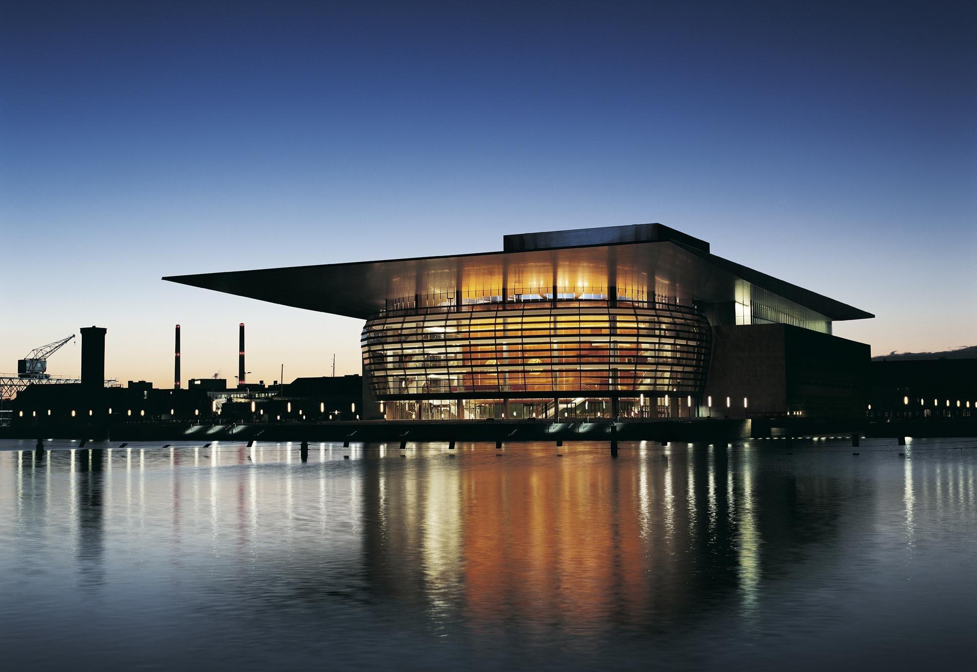 Opéra, Copenhague