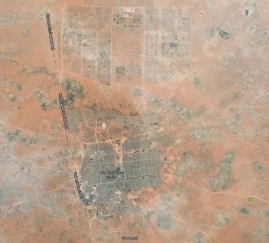 Camp de réfugiés Ifo à Dadaab, Kenya