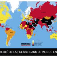 74 journalistes tués en 2016