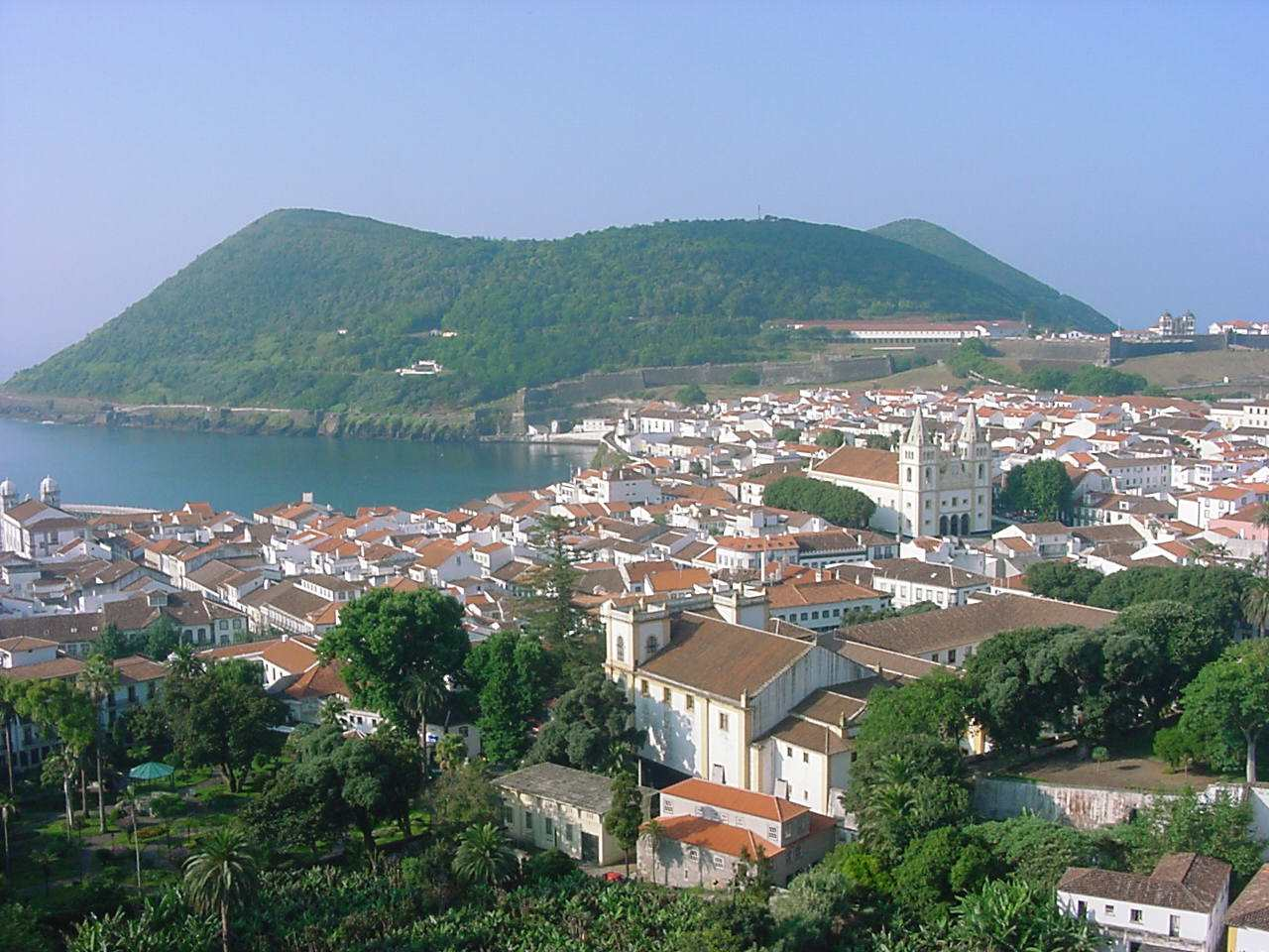 Angra do Heroismo, Açores