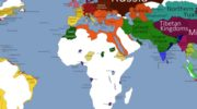 Histoire géopolitique du monde, en cartes