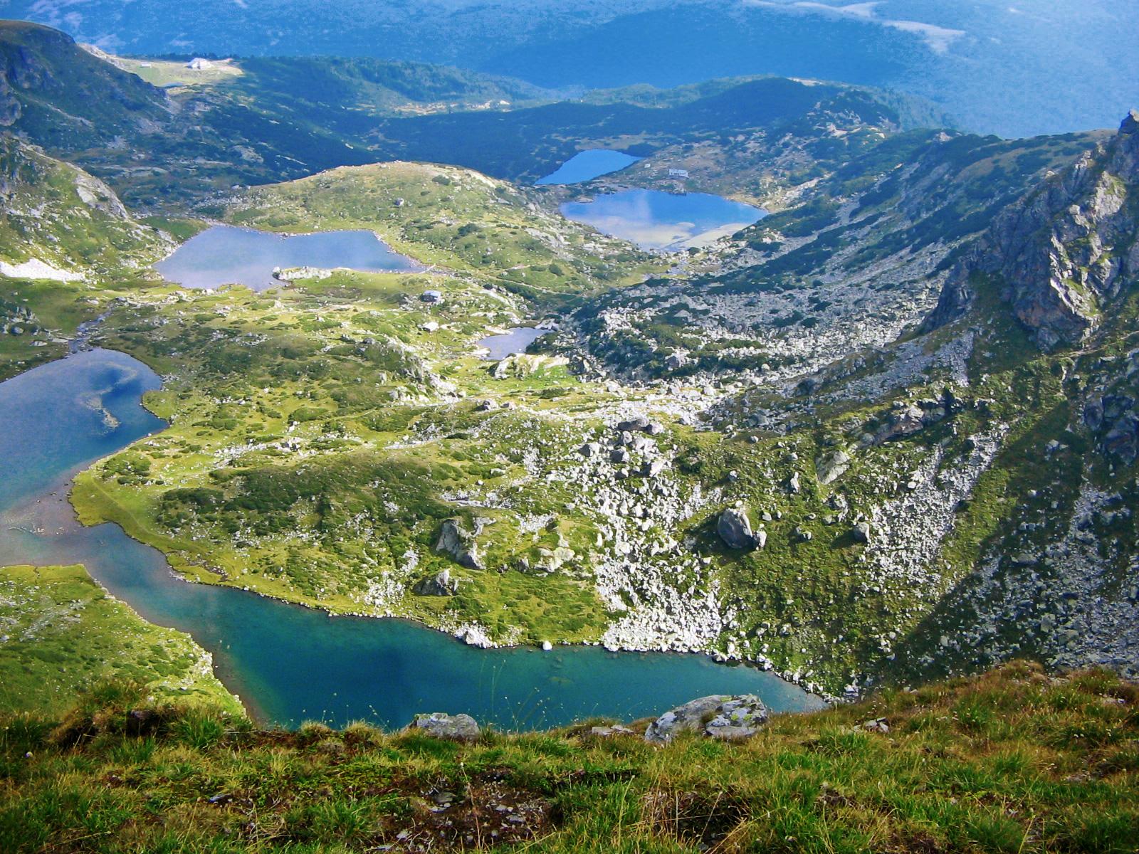 Les 7 lacs du Rila, Bulgarie