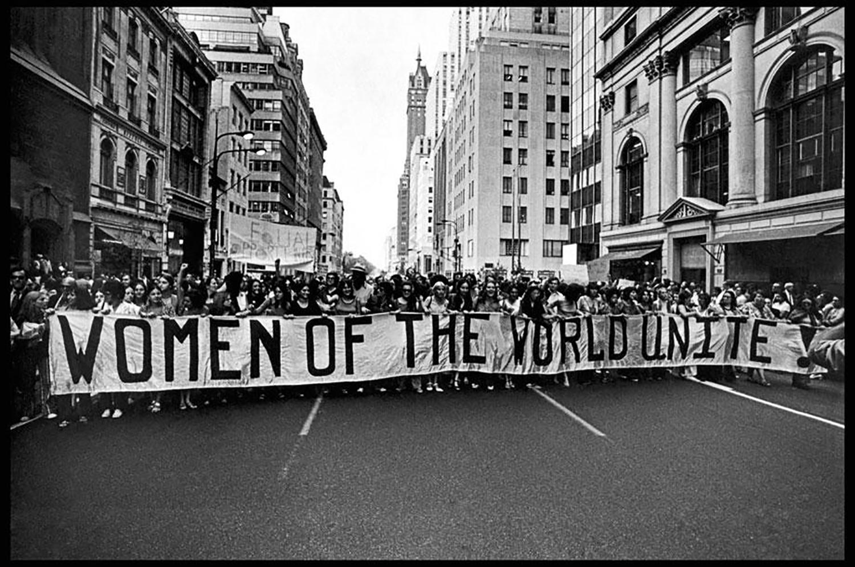 Marche des femmes pour le droit de vote des femmes