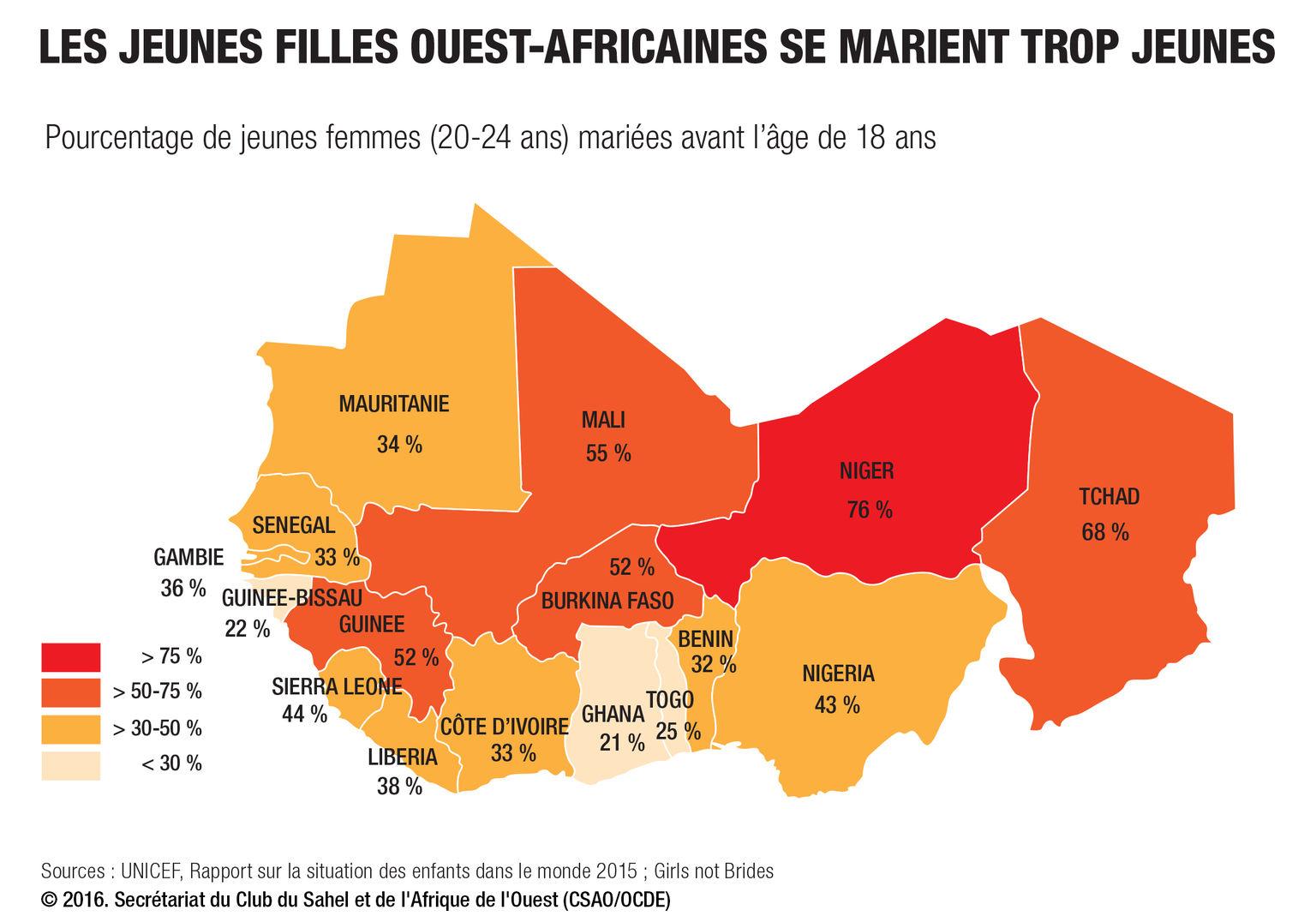 Rencontre femme afrique de l'ouest