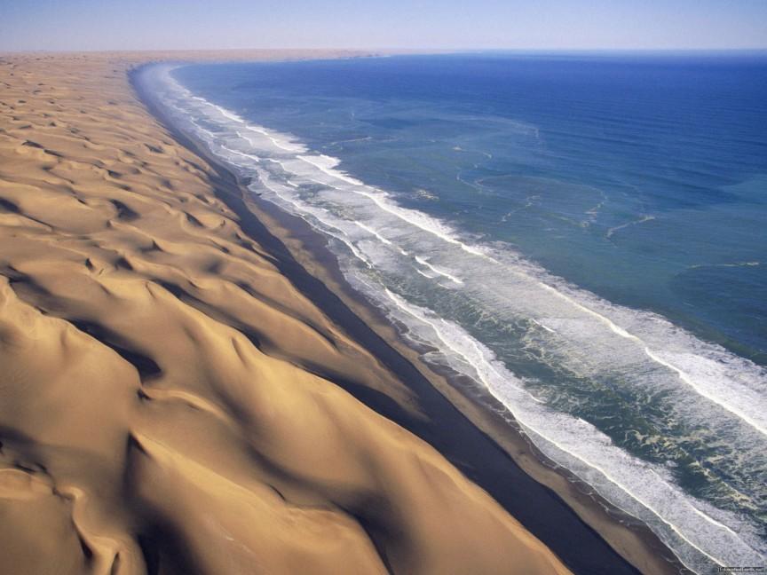 Désert côtier, Angola