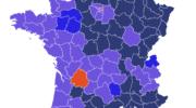 France : résultats du 1er tour de l'élection présidentielle 2017