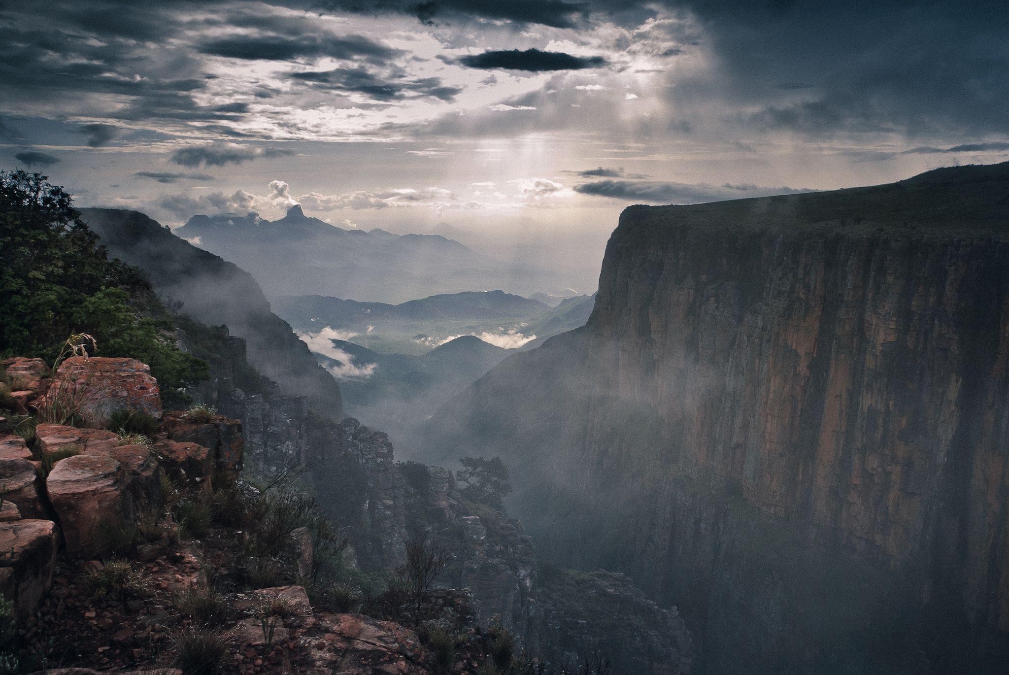 Montagnes Tundavala, Angola