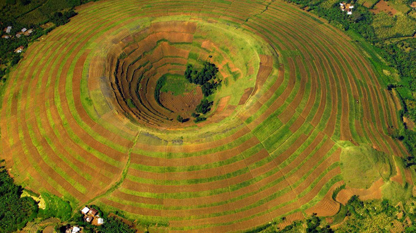 Volcan Sagitwe, Kisoro, Ouganda