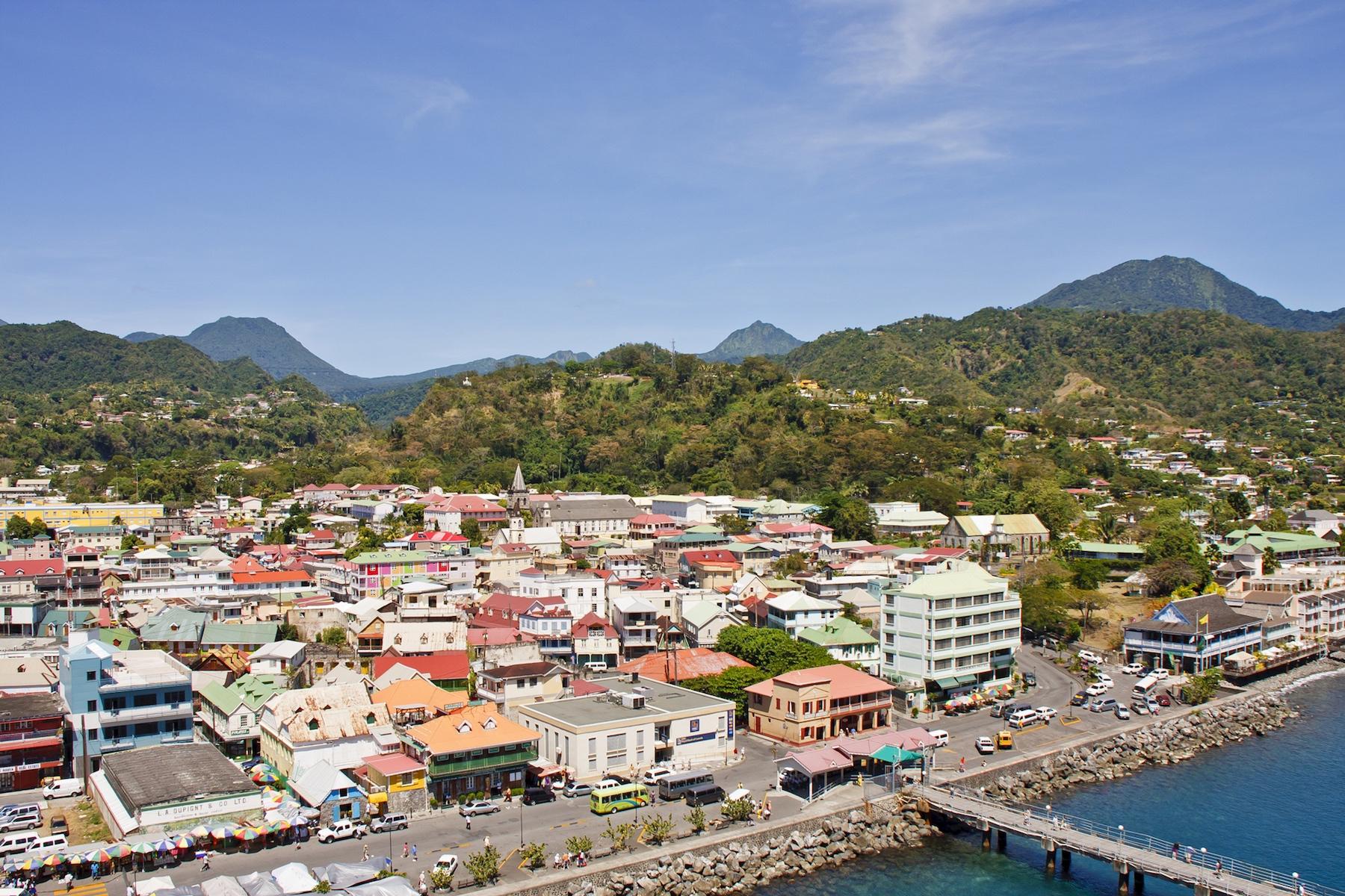 Bridgetown, capitale de la Barbade