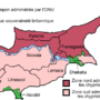 Chypre – districts nord et sud (de facto)