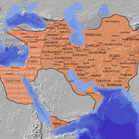 Empire sassanide (621)