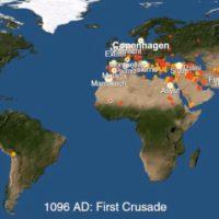 Histoire de l'urbanisation de -3700 à 2000