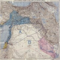Moyen-Orient – Accords Sykes-Picot (8 Mai 1916)